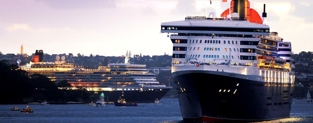Cunard Line Mainstream Cruise Lines